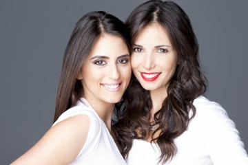 Giselle Blondet y Gabby Trucco