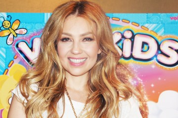 Thalia Cover Mama Beaute